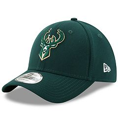 Adult New Era Milwaukee Bucks 39THIRTY Flex-Fit Cap