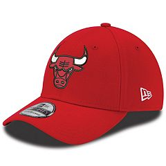 Adult New Era Chicago Bulls 39THIRTY Flex-Fit Cap