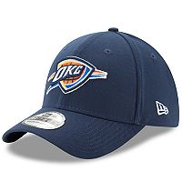 Adult New Era Oklahoma City Thunder 39THIRTY Flex-Fit Cap