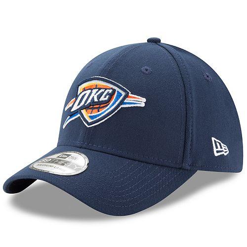 Adult New Era Oklahoma City Thunder 39THIRTY Flex-Fit Cap