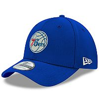 Adult New Era Philadelphia 76ers 39THIRTY Flex-Fit Cap