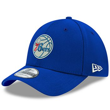 d1c254b9436 Adult New Era Philadelphia 76ers 39THIRTY Flex-Fit Cap