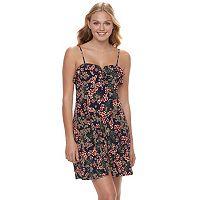 Juniors' Candie's® Ruffled Dress