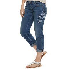 Women's SONOMA Goods for Life™ Slim Boyfriend Jeans