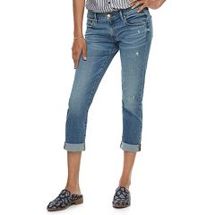 Women's SONOMA Goods for Life™ Slim Boyfriend Jeans