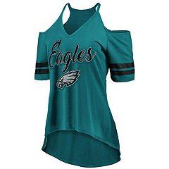 Women's Philadelphia Eagles Ultimate Fan Tee
