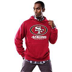 Men's San Francisco 49ers Critical Victory III Hoodie