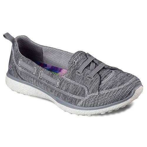 Skechers® Microburst Flat Gore Women's Shoes