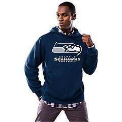 Men's Seattle Seahawks Critical Victory III Hoodie