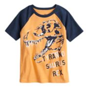 "Boys 4-7x SONOMA Goods for Life? ""Tyrannosaurus Rex"" Raglan Graphic Tee"