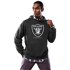 Men's Oakland Raiders Critical Victory III Hoodie