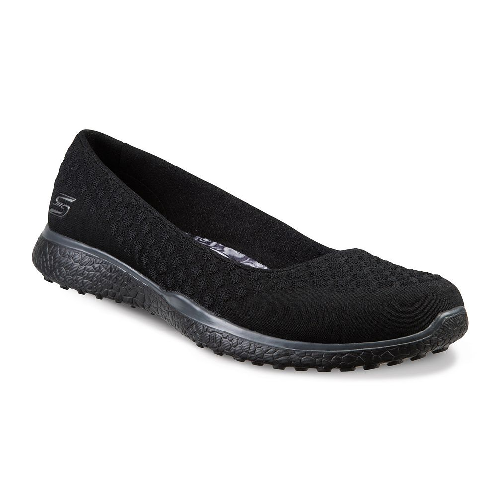 skechers ladies slip on shoes