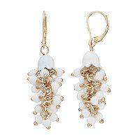 Dana Buchman Bell Linear Earrings