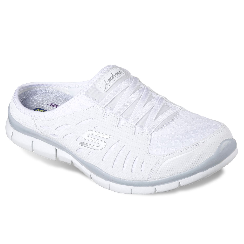 skechers no back sneakers