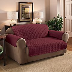 Innovative Textile Solutions Microfiber Furniture XL Sofa Furniture Slipcover