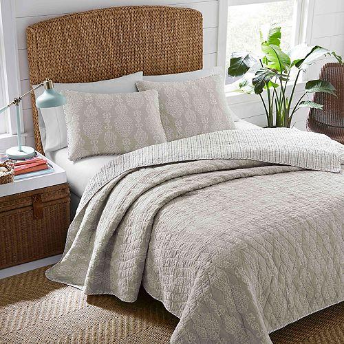 Nine Palms Coco Beach Quilt Set