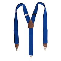 Men's Wembley Stretch Solid Suspenders