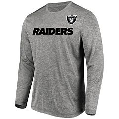 Men's Oakland Raiders Touchback Tee