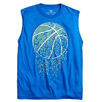 Boys 8-20 Tek Gear® Spark Basketball Tee
