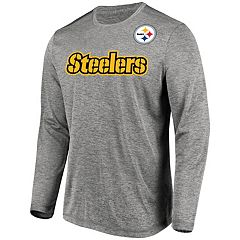 Men's Majestic Pittsburgh Steelers Touchback Tee