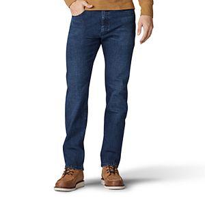 NWT $50 LEE PREMIUM SELECT MENS REGULAR STRAIGHT LEG JEANS