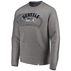 Men's Seattle Seahawks Flex Logo Fade Sweatshirt