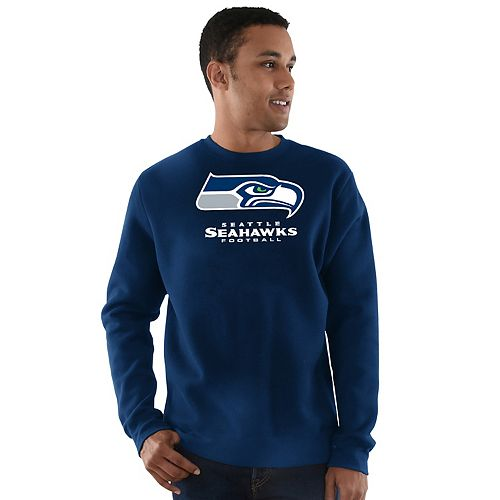 Hot Men's Seattle Seahawks Critical Victory Sweatshirt  free shipping