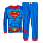 Toddler Boy DC Comics Superman Top & Bottoms Pajama Set