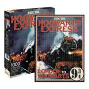 Aquarius Harry Potter Hogwarts Express 1000-Piece Puzzle