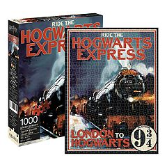 Aquarius Harry Potter Hogwarts Express 1000 pc Puzzle