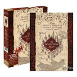 Aquarius Harry Potter Marauder's Map 1000-Piece Puzzle
