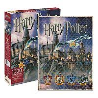Aquarius Harry Potter Hogwarts 1000 pc Puzzle