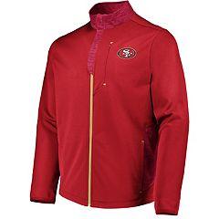 Men's San Francisco 49ers Team Tech Jacket
