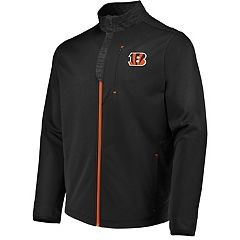 Men's Cincinnati Bengals Team Tech Jacket