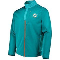 Men's Miami Dolphins Team Tech Jacket