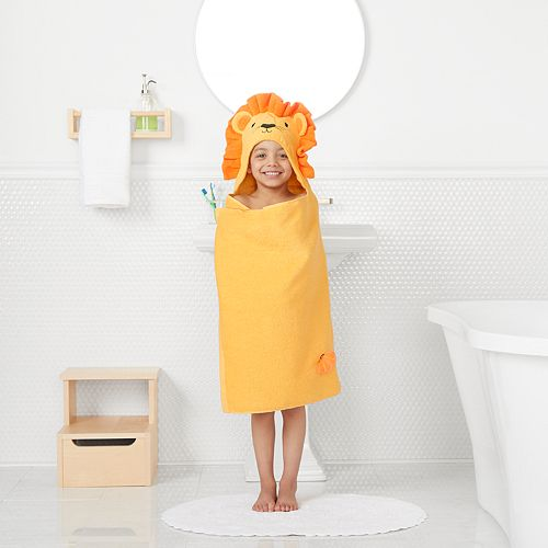 Jumping Beans®  Lion Bath Wrap