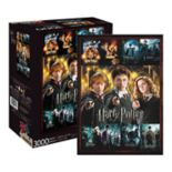 Aquarius Harry Potter Collage Puzzle 3000-Piece Puzzle