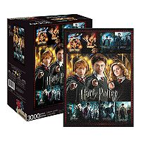 Aquarius Harry Potter Collage Puzzle 3000 pc Puzzle