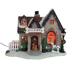 St. Nicholas Square® Village Pet Shop Bakery
