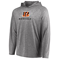 Men's Cincinnati Bengals Fan Flow Hooded Tee
