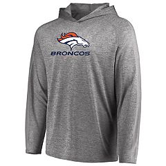 Men's Denver Broncos Fan Flow Hooded Tee