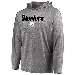 Men's Pittsburgh Steelers Fan Flow Hooded Tee