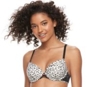 Juniors' Candie's® Demi Push-Up Bra ZZ83B032R