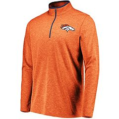 Men's Denver Broncos Grid Tex Pullover