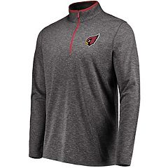 Men's Arizona Cardinals Grid Tex Pullover