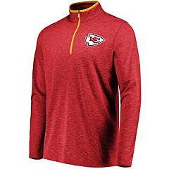 Men's Kansas City Chiefs Grid Tex Pullover