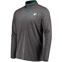 Men's Philadelphia Eagles Grid Tex Pullover
