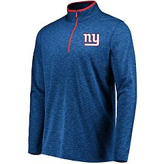 Men's New York Giants Grid Tex Pullover