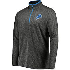 Men's Detroit Lions Grid Tex Pullover