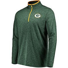 Men's Green Bay Packers Grid Tex Pullover